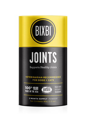 BIXBI Organic Pet Superfood Joints