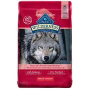 Blue Buffalo Wilderness Adult Dog Salmon 24LB