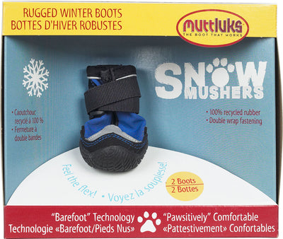 Muttluk Snow Musher Boots - Blue