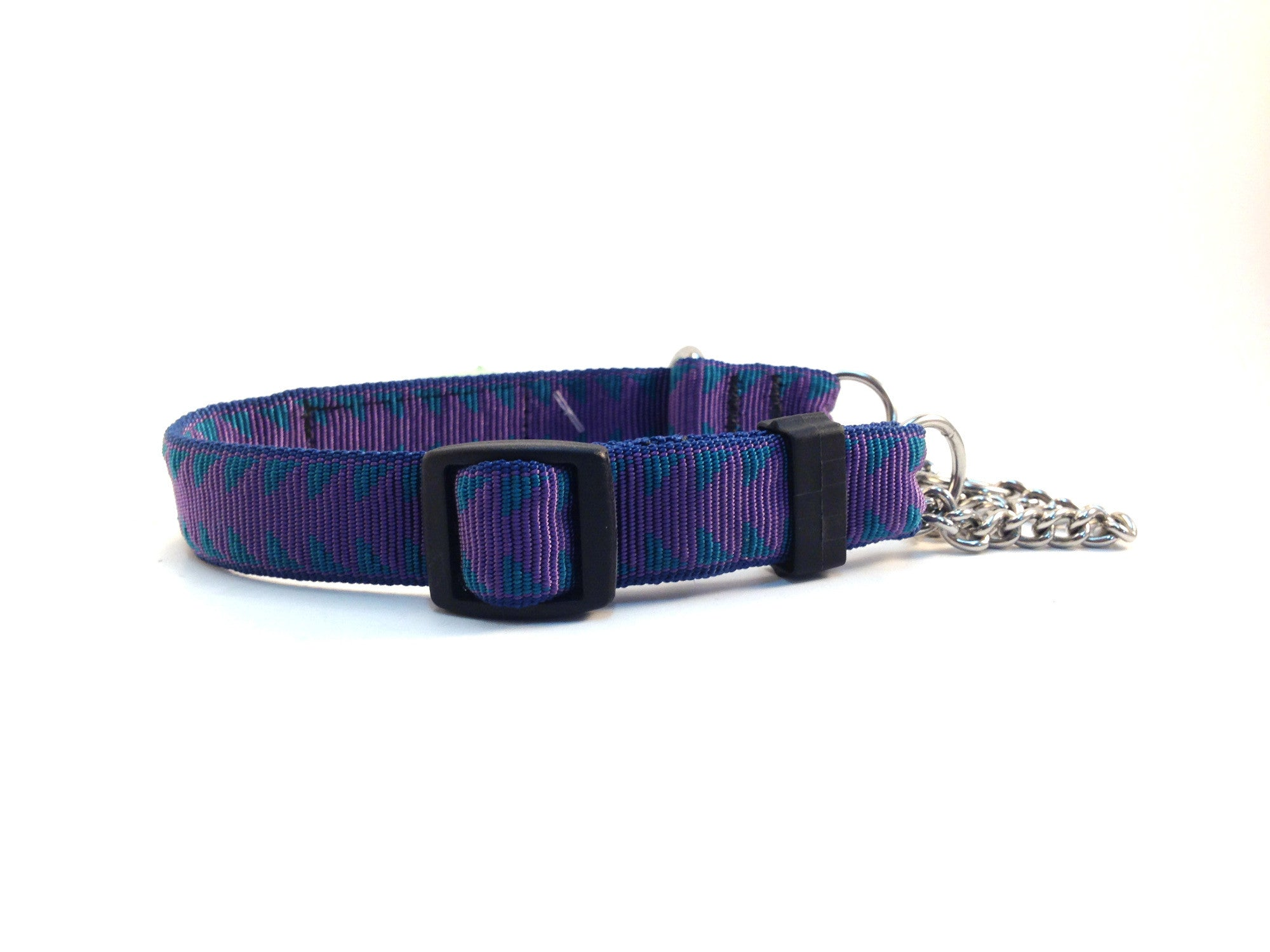 Canine Equipment Martingale Collar - Blue Jag