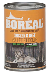Boreal - Chicken & Beef Dog Food