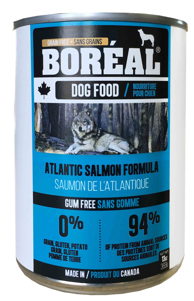 Boreal - Atlantic Salmon Canned Dog Food - 13oz