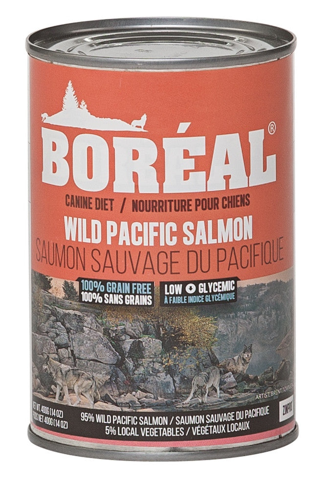 Boreal - Wild Pacific Salmon Dog Food