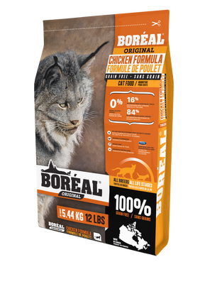 Boreal Grain Free Cat Food