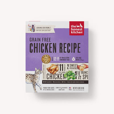 Honest Kitchen - Grain Free Chicken Recipe for Cats - (Prowl)
