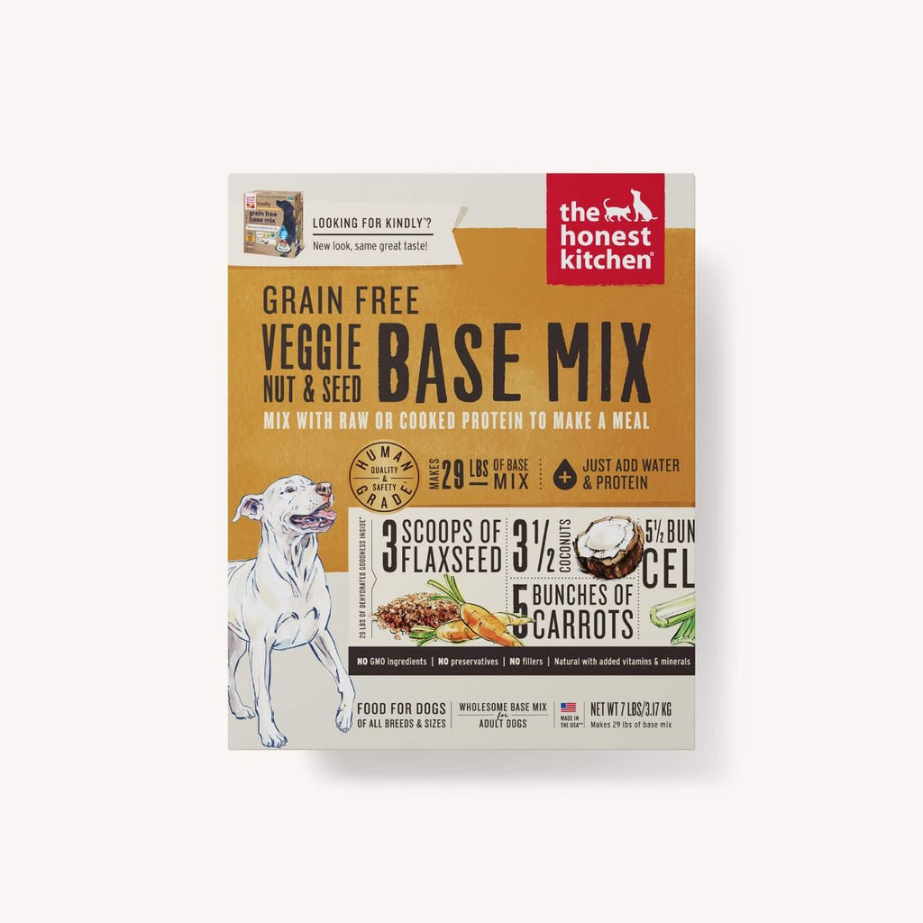 Honest Kitchen - Grain Free Veggie, Nut & Seed Base Mix - (Kindly)
