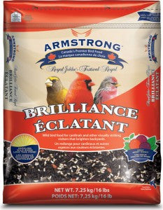 Armstrong - Royal Jubilee - Brilliance Bird Seed 2.27kg