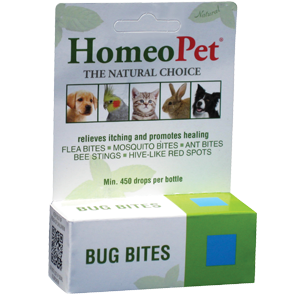 HomeoPet - Bug Bites - SALE