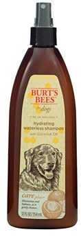 Burt's Bees Care Plus+ Hydrating Waterless Shampoo Spray Coconut Oil 12 oz