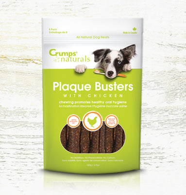 Crump's Natural Plaque Buster - Chicken