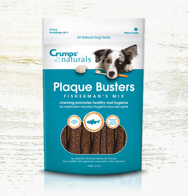 Crumps Plaque Buster - Fishermans Mix