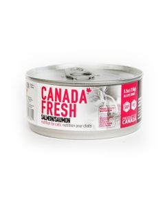 Canada Fresh - Canned Cat Food - Salmon