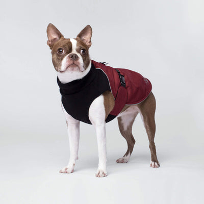 Canada Pooch - Expedition Coat - Red NEW