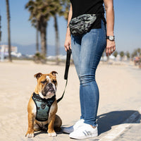 Canada Pooch The Everything Fanny Pack and everything dog harness