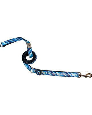 Canine Friendly Reflective Dog Leash -  Adjustable Bone