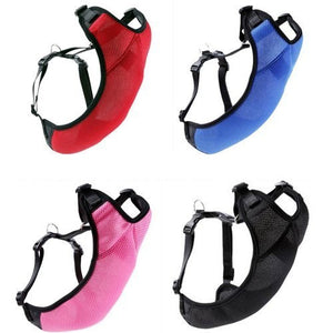 Canine Friendly Vest Harness - XXS