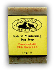 Canyon Meadow - Natural Moisturizing Dog Soap SALE