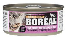 Boreal Red Meat Tuna, Carrots & Pea Canned Cat Food