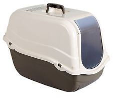 Bergamo - Bac Romeo Litter Box - Grey