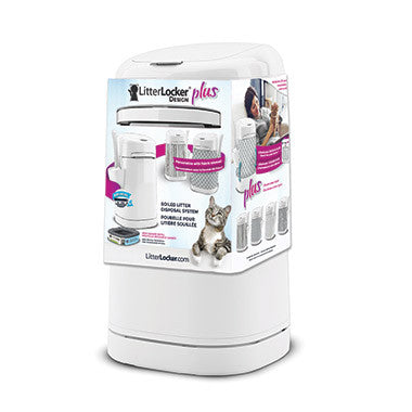 LitterLocker Design Plus for cats