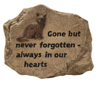 Cat Memorial - Gone But Never Forgotten