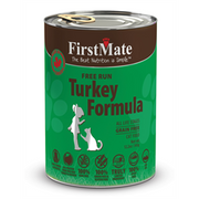 Firstmate Cage-free Turkey & Rice Formula for Cat – 12 Cans