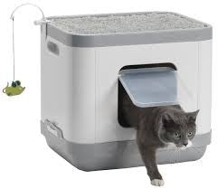 Moderna - Catconcept 3-in-1 Litterbox, Bed & Playground