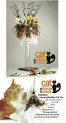 Purrfect CrunchyFeather Cat Toy