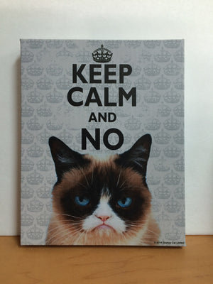Grumpy Cat - Wall Hanging - 25% OFF