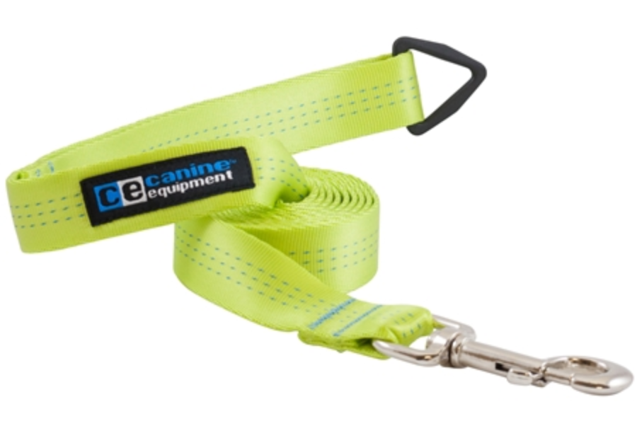 Canine Equipment - Leash - Lime