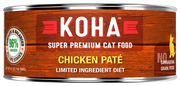KOHA Chicken Pate Cat Food-5.5oz