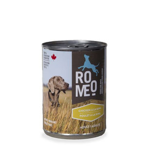 Romeo - Canned Dog Food - Chicken a la King