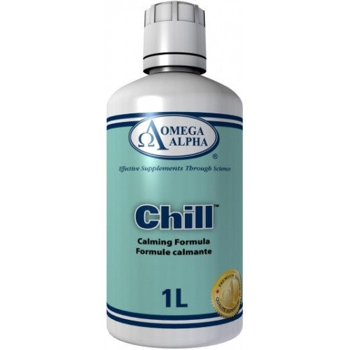 Omega Alpha Equine Chill
