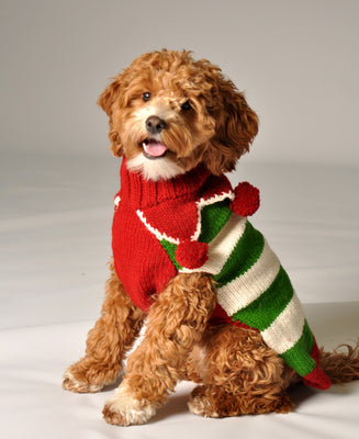 Chilly Dog Xmas Sweater