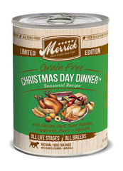 Merrick - Christmas Day Dinner Canned Dog Food