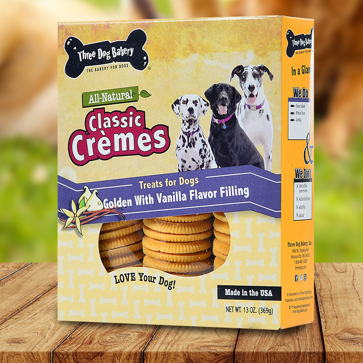 three dog bakery classic wafers sale