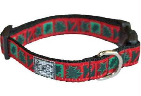 RC Pets - Clip Collar - Classic Christmas