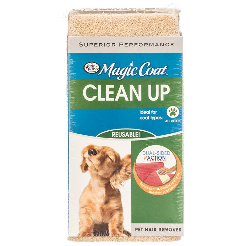 Four Paws Magic Coat Clean Up Sponge