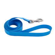 "Coastal Pro Waterproof Dog Leash 3/4"" x 6 ft Aqua (blue)"
