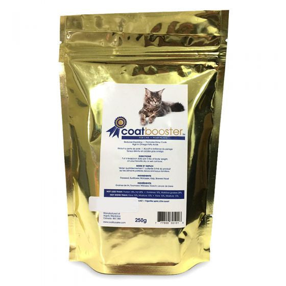 Coat Booster for cats 250 g