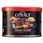 Cobalt Aquatics Color Flakes Premium Fish Food - 0.5 oz