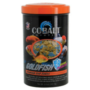 Cobalt Aquatics Goldfish Flakes Premium Fish Food