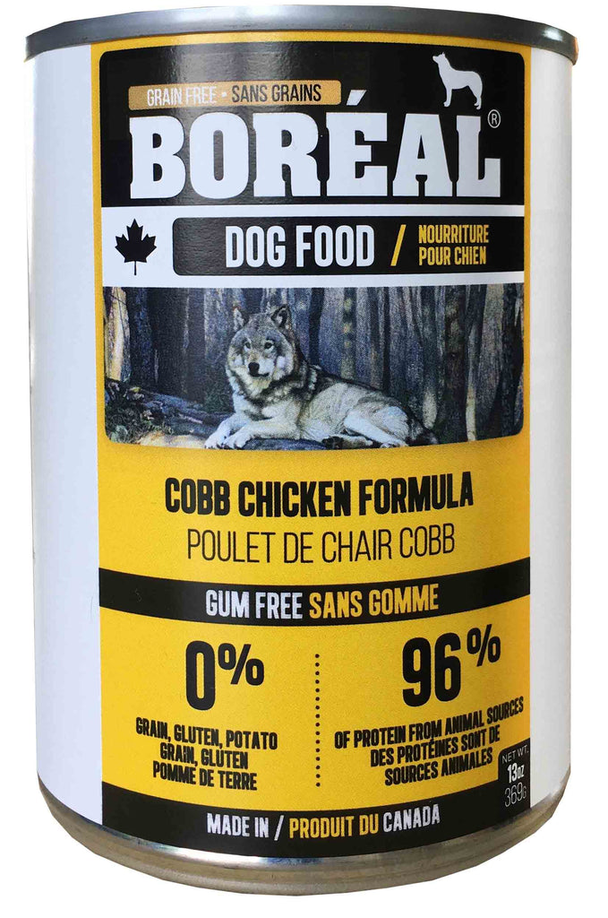 Boreal - Cobb Chicken Canned Dog Food - 13oz