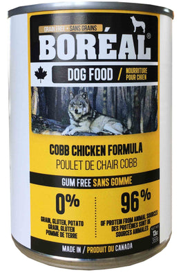 Boreal - Cobb Chicken Canned Dog Food