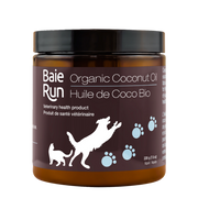 Baie Run Organic Coconut Oil