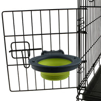 Dexas - Collapsible Kennel Bowl - 2.5 Cup