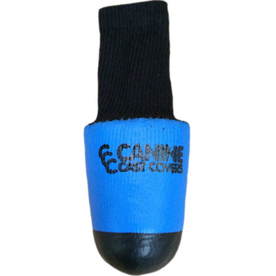 Canine Cast Cover Blue