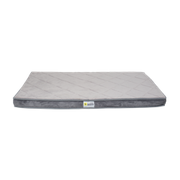 Be One Breed Diamond Bed - Grey - Dog Bed