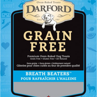 Darford - Grain Free Breath Beaters Dog Treats