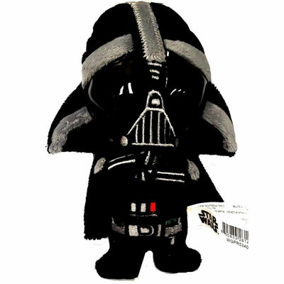 Silver Paw Star Wars Darth Vader 6 Inch Small Plush Dog Toy